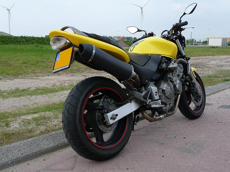 Wwwgegbikenl Honda Hornet 2001